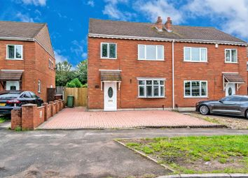 3 bed semi-detached house for sale in Ashley Road, Bloxwich, Walsall WS3