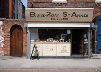 Thumbnail Restaurant/cafe to let in Baked 2 Day, Wood Street, St Annes, Lancashire