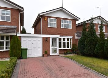 Thumbnail 3 bed link-detached house for sale in Langcomb Road, Shirley, Solihull