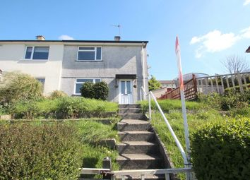 Thumbnail 2 bedroom semi-detached house for sale in Hilton Avenue, Plymouth