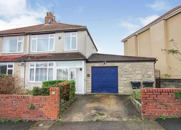 Thumbnail 3 bed end terrace house for sale in Kennard Rise, Kingswood, Bristol