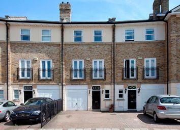 Thumbnail 4 bed terraced house to rent in Heidegger Crescent, London