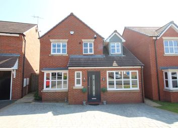 Thumbnail 3 bed detached house for sale in Hatherton Avenue, Brindley Village, Stoke-On-Trent