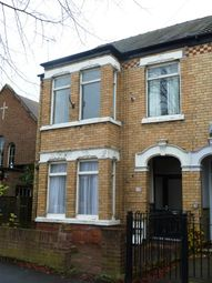 Thumbnail 1 bedroom flat to rent in 162 Marlborough Avenue, Princes Avenue, Hull
