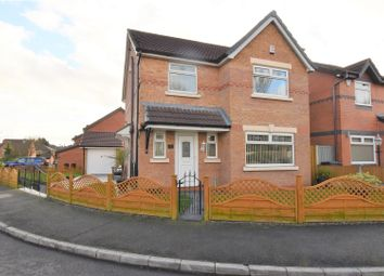 Thumbnail 3 bed detached house to rent in Dewberry Close, Tyldesley, Manchester