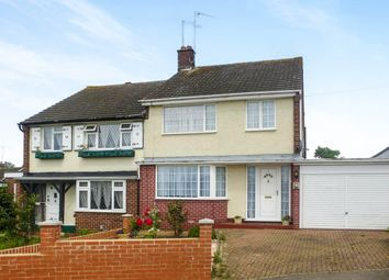 Thumbnail 3 bed semi-detached house for sale in James Road, Wellingborough