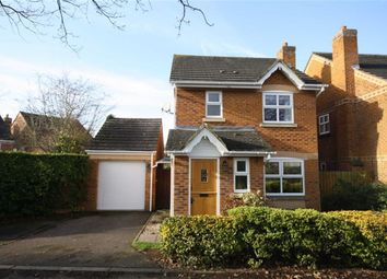 Thumbnail 3 bed detached house for sale in Forest Lane, Chippenham, Wiltshire