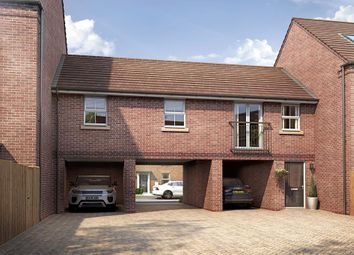 "Thumbnail 2 bedroom detached house for sale in ""Stevenson"" at Hutton Close, Newbury"