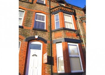 Thumbnail 6 bed terraced house for sale in Rathbone Road, Liverpool