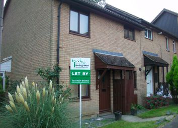 Thumbnail 1 bed end terrace house to rent in Mayford Road, Lordswood