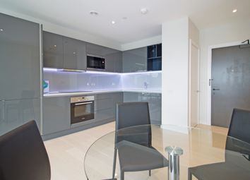 Thumbnail 1 bed flat to rent in Cassia Point, Glasshouse Gardens, Stratford