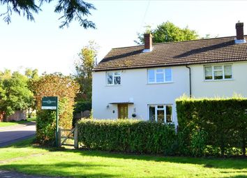 Thumbnail 3 bed semi-detached house for sale in Elin Way, Meldreth, Royston