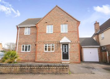 Thumbnail 4 bedroom detached house for sale in Ratcliffe Gate, Springfield, Chelmsford
