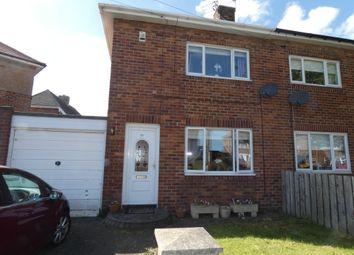 2 bed semi-detached house for sale in Seaburn View, New Hartley, Tyne & Wear NE25