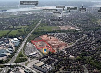 Thumbnail Land for sale in A Development Site, Derby Road, Widnes