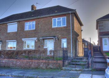Thumbnail 3 bed semi-detached house to rent in North Ridge, Bedlington