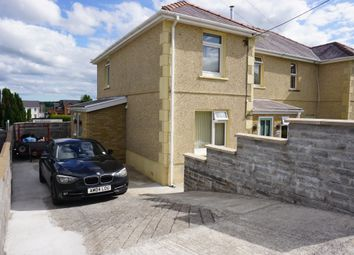 Thumbnail Semi-detached house for sale in Llechyfedach, Upper Tumble, Llanelli