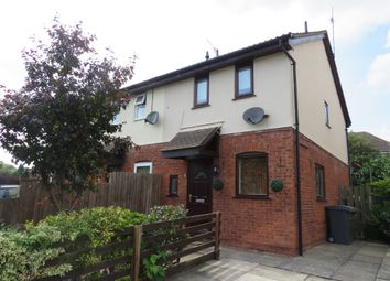 Thumbnail 2 bed semi-detached house for sale in Huddleston Close, Upton, Wirral