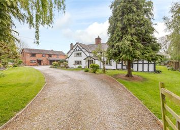 Thumbnail 4 bed detached house for sale in Horton Green, Tilston, Malpas, Cheshire