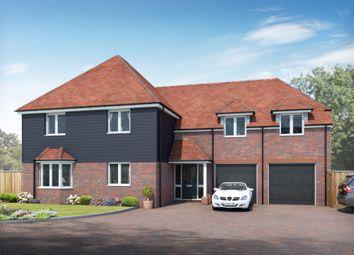 Thumbnail 5 bed detached house for sale in Redlands Lane, Emsworth