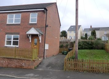Thumbnail 3 bed semi-detached house to rent in College Road, Cinderford