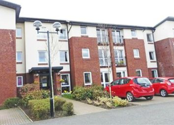 Thumbnail 1 bed flat for sale in Strathmore Court, Forfar, Angus