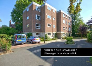 Thumbnail 2 bed flat for sale in Croft Lodge, Barton Road, Cambridge