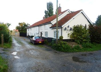 Thumbnail Detached house for sale in White Horse Lane, Attleborough