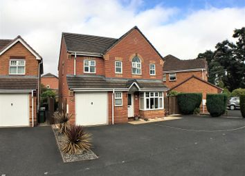 Thumbnail 4 bed detached house for sale in Tarragona Drive, Stafford