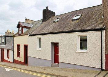 Thumbnail 2 bed terraced house for sale in 31A & 31B High Street, Stranraer