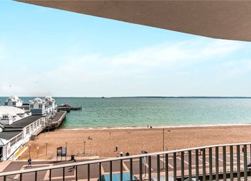 Thumbnail 1 bed flat for sale in Savoy House, South Parade, Southsea