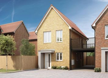 """Thumbnail 2 bedroom detached house for sale in """"Birch"""" at Hedgers Way, Kingsnorth, Ashford"""