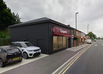 Retail premises to let in Manchester Road, Audenshaw M34