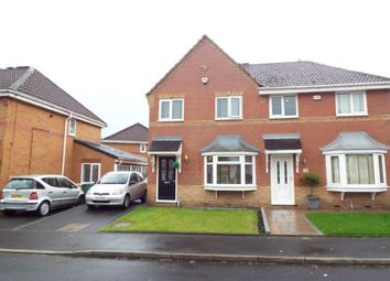 Thumbnail 3 bed semi-detached house for sale in Edenbridge Drive, Stoneclough, Manchester, Greater Manchester