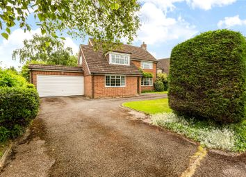 Thumbnail 4 bed detached house for sale in Essex Place, Lambourn, Hungerford, Berkshire