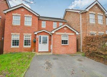 Thumbnail 5 bed detached house for sale in Sandpiper Gardens, Chippenham