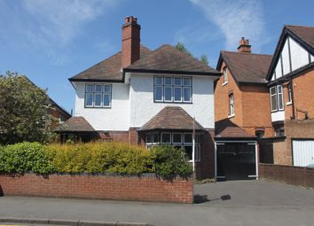 Thumbnail 4 bedroom detached house for sale in Kineton Green Road, Solihull