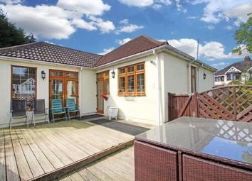 Thumbnail 2 bed bungalow to rent in Fairholme Avenue, Gidea Park, Romford