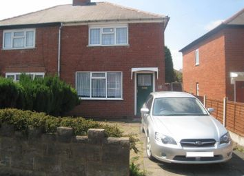 Thumbnail 3 bed semi-detached house to rent in Allerton Lane, West Bromwich