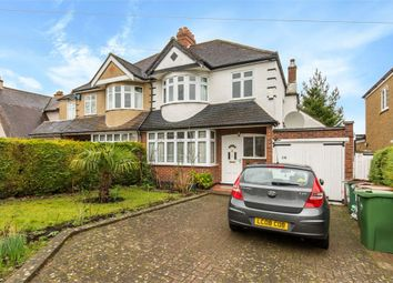 Thumbnail 3 bed semi-detached house for sale in Ingleby Way, Wallington, Surrey