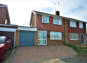 3 bed semi-detached house for sale in Reedham Close, Duston, Northampton NN5