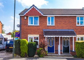 Thumbnail 3 bed semi-detached house for sale in Eggar Close, Astley, Tyldesley, Manchester