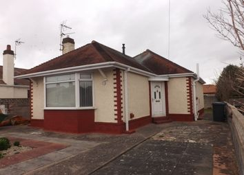 Thumbnail 2 bed detached bungalow to rent in Marion Road, Prestatyn