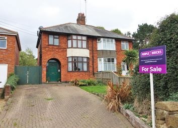 Thumbnail 3 bed semi-detached house for sale in Church Street, Woodford Halse