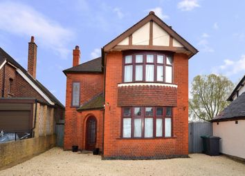 Thumbnail 3 bed detached house for sale in Church Street, Church Gresley, Swadlincote