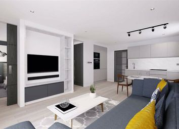 Thumbnail 1 bed flat for sale in The Collection, Fulham, London