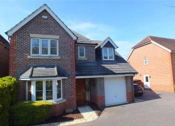 Thumbnail 4 bed detached house for sale in Turstin Drive, Fleet