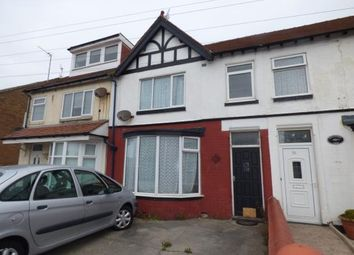 Thumbnail 4 bed terraced house for sale in Beach Road, Thornton-Cleveleys
