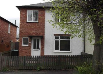 Thumbnail 3 bed end terrace house for sale in Trafford Road, Rushden