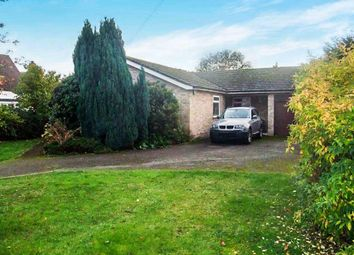 Thumbnail 2 bed detached bungalow to rent in Luke Street, Eynesbury, St. Neots